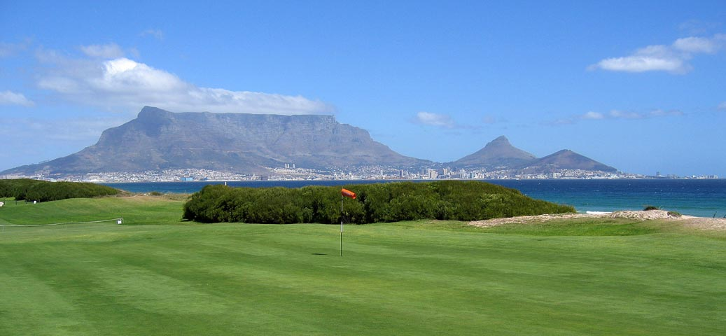 Milnerton Golf Club, Cape Town