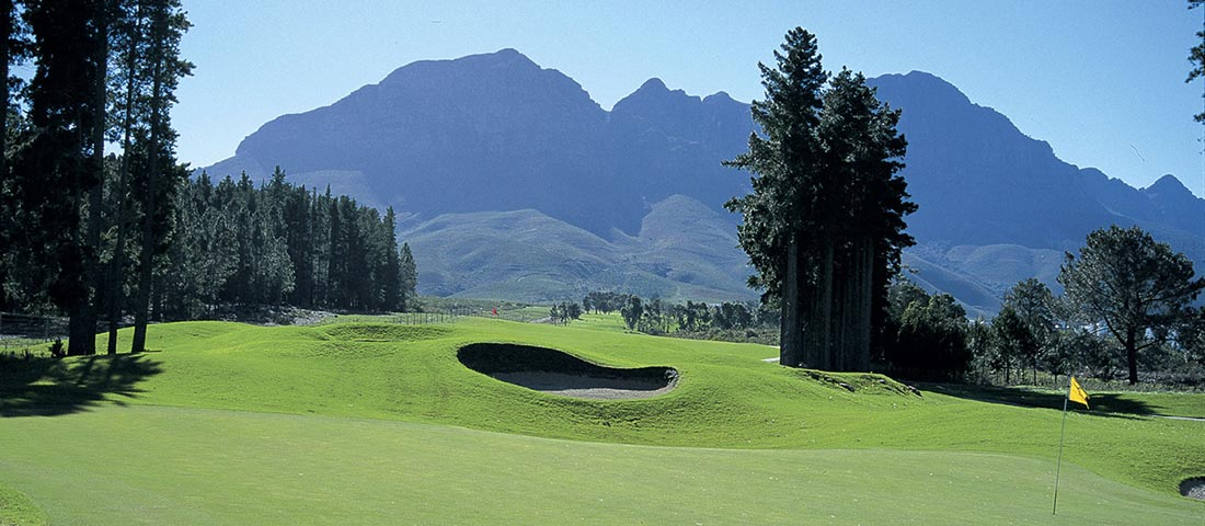 Erinvale Golf Club, Somerset West