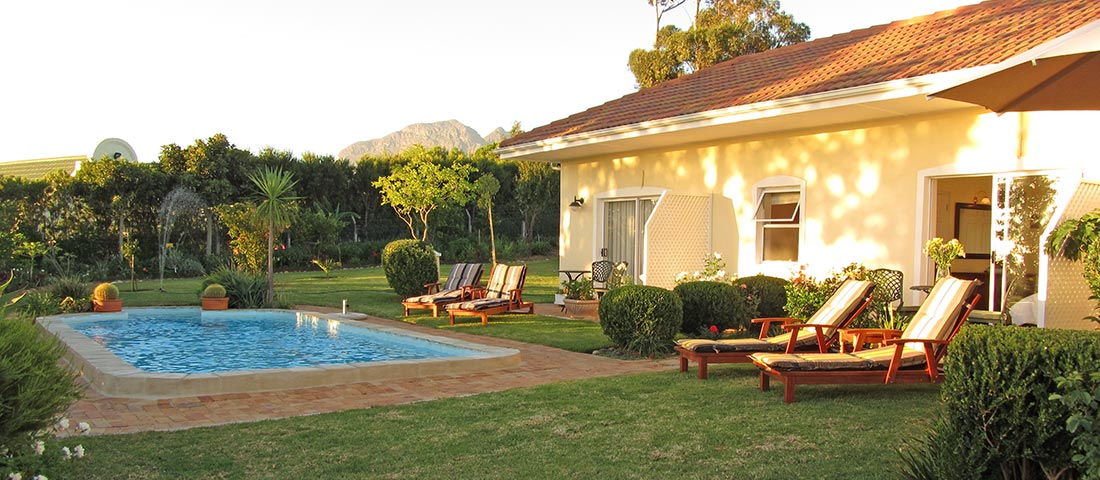 B&B Somerset West, Kapstadt
